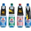 botellas de plástico PET con 4 contornos de colgadores de botellas distintos