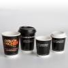 Impreso en calidad offset con colores para uso alimentario, para bebidas calientes y frías