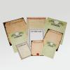 Tres formatos, una amplia gama de tipos de papel y una gran selección de plantillas...