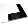opcional: funda adhesiva transparente para las tarjetas de visita