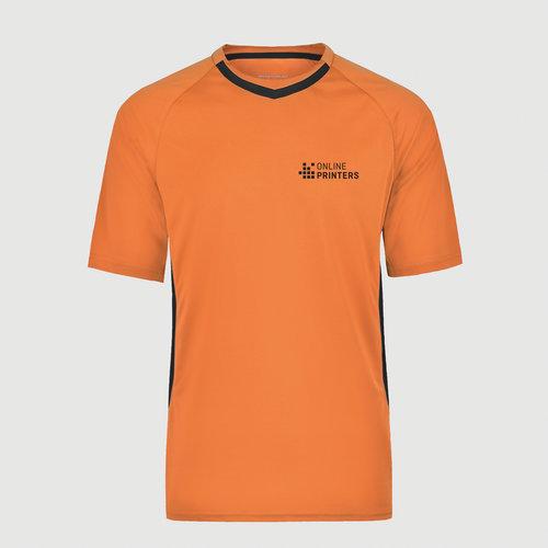 naranja / negro