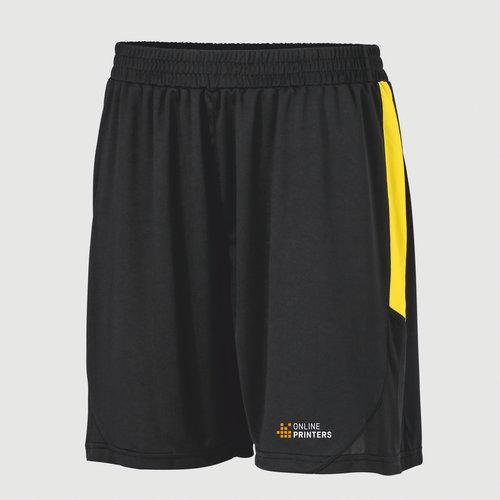 negro / amarillo