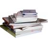 Como encuadernación Hotmelt y encuadernación PUR encolada de alta calidad o como encuadernación cosida