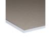 parte inferior con cartón gris