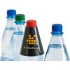 aumento botella de plástico PET