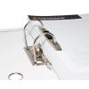 Aumento del doble mecanismo de palanca, incluido compresor