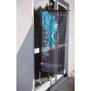 Ideal para escaparates u otras superficies de vidrio