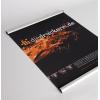 póster textil de tejido de poliéster de 260g/m² (similar a la imagen)