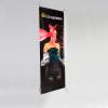 Banderola estándar en X. Realización en PVC de 500g/m² PVC con distintos motivos. Concebida para tamaños de banderolas con una superficie imprimible de 60 x 160 cm ó 80 X 200 cm.