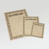Las plantillas de certificados están disponibles en los idiomas alemán, inglés, francés, español, italiano y neerlandés