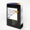 Libro neutro de muestras de papel