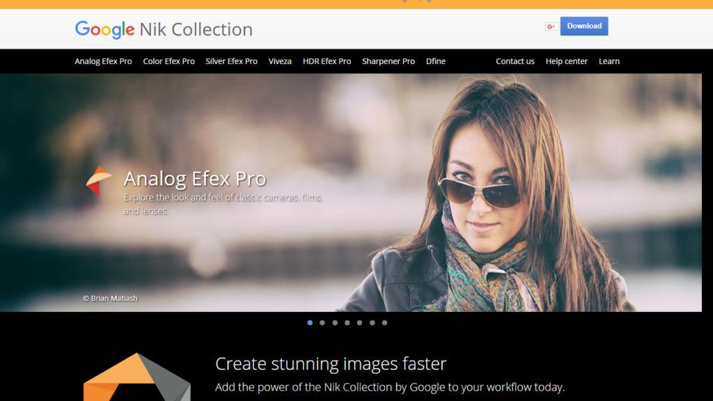 Tutorial de Photoshop: Google Nik Collection