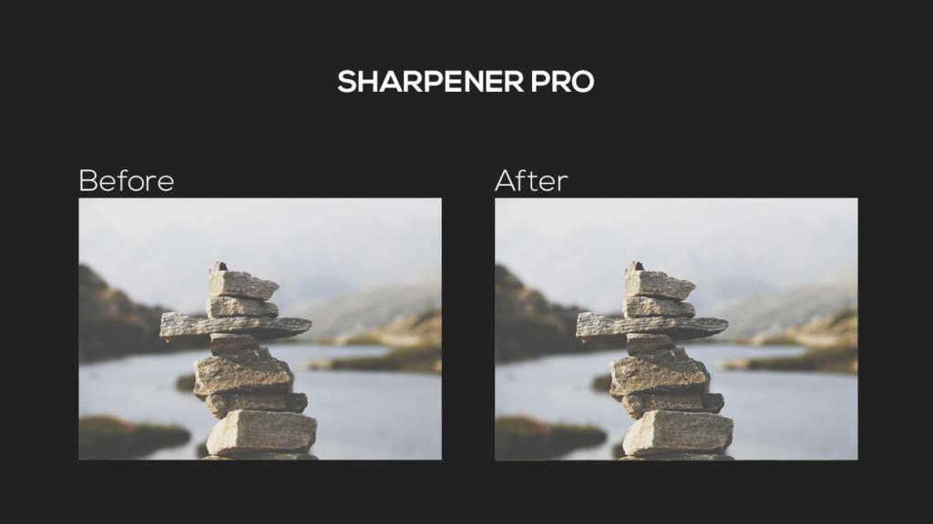 Tutorial de Photoshop: Google Nik Collection - Sharpener Pro