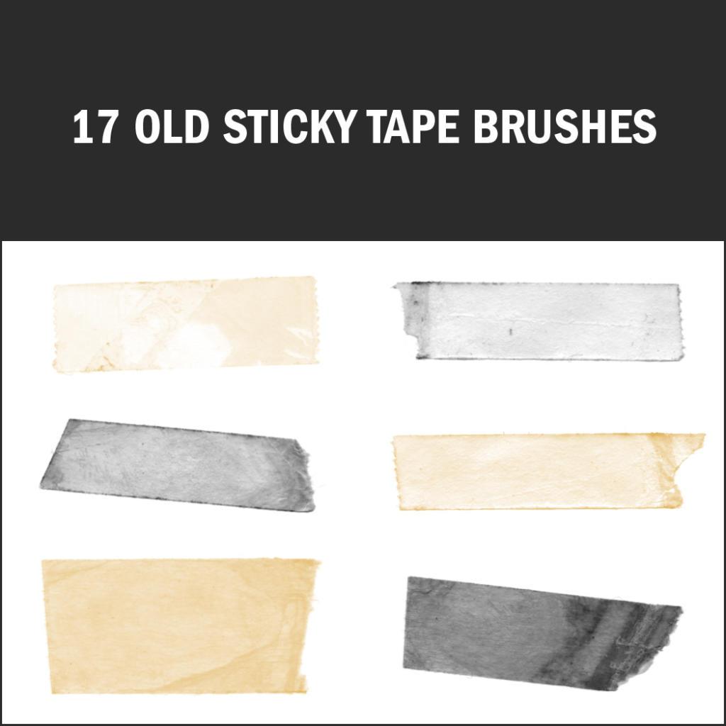 La cinta adhesiva como elemento de diseño