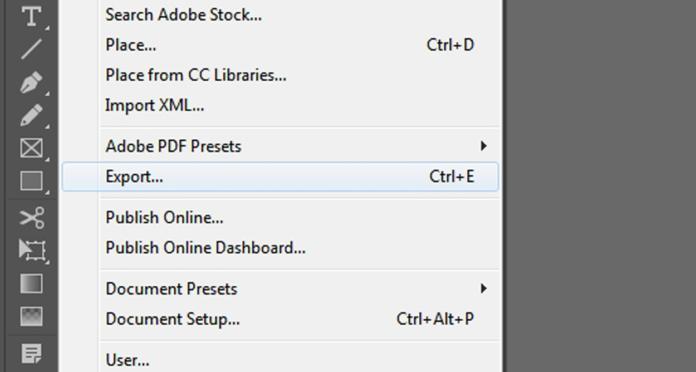 Indesign: exportación de PDF listo para imprimir