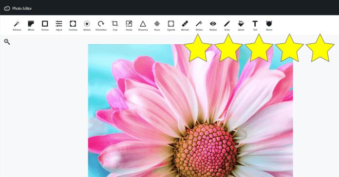 Editar imágenes en línea